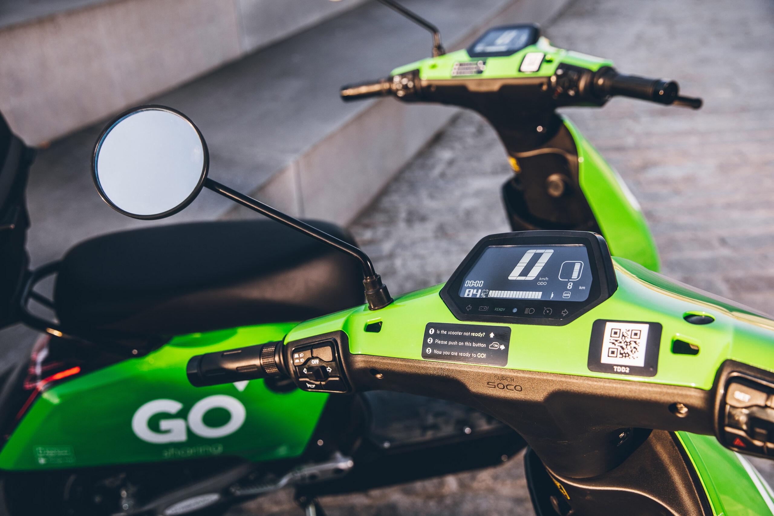 GO Akademie: Wie benutzt man ein GO Sharing E-Moped? - go